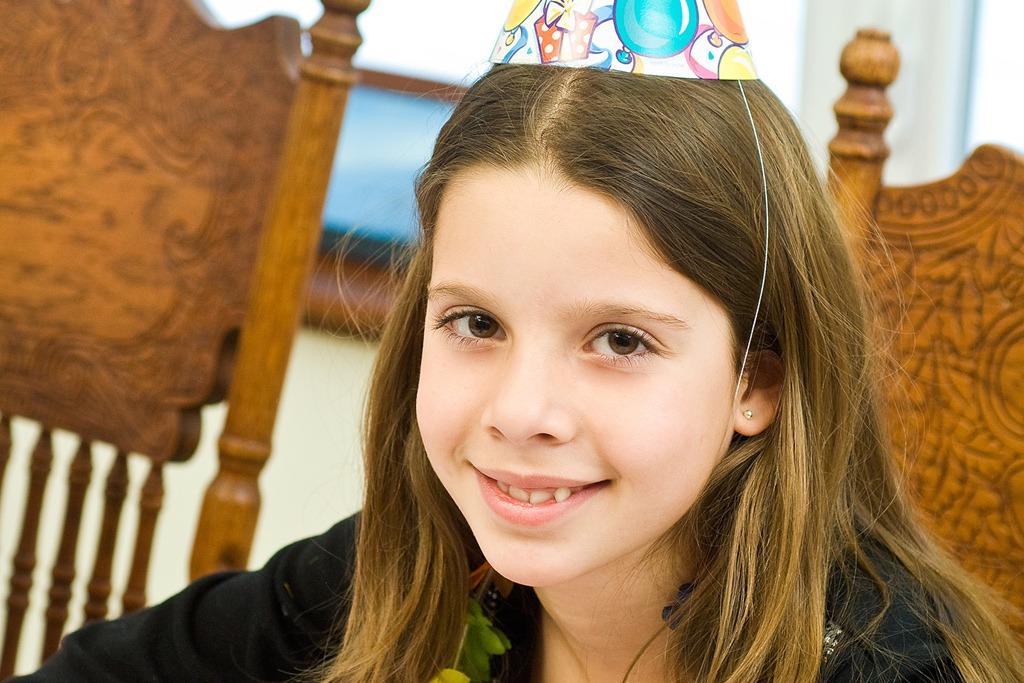 Børnefødselsdag 10 år