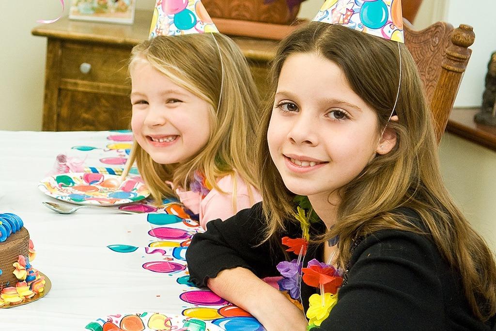 børnefødselsdag 8 år