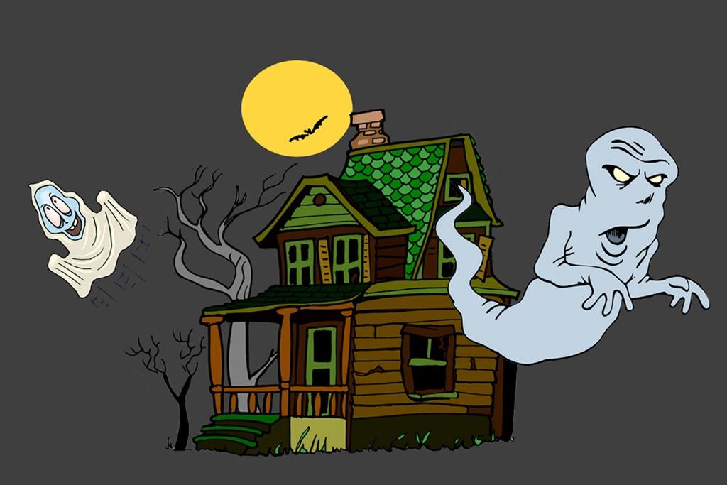 skattejagt halloween