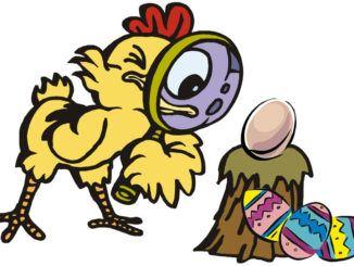 æggejagt