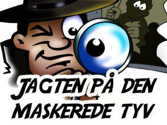 mobilskattejagt jagten på den maskerede tyv