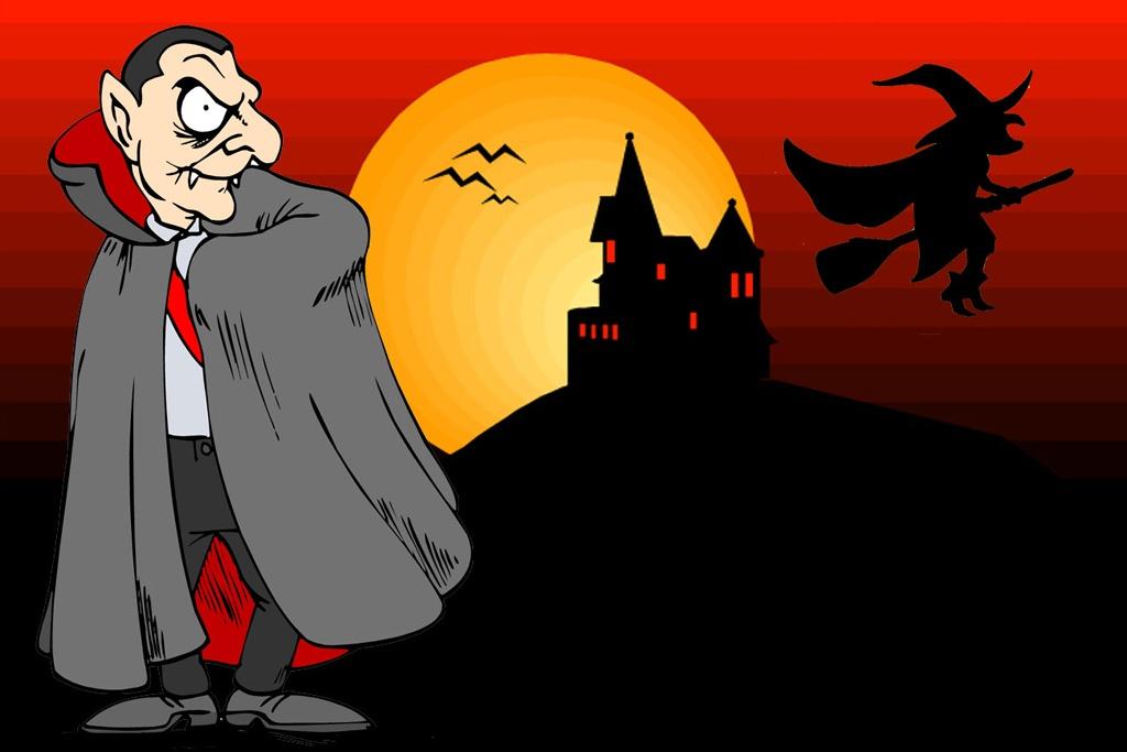 halloweenmysteriet 4-6 år