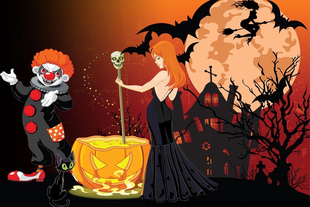 halloween-skattejagt