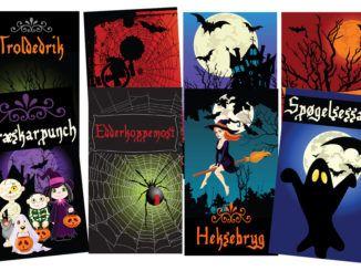 gratis halloweenetiketter