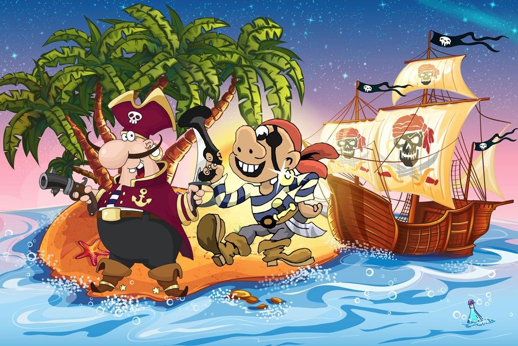 piratmysteriet