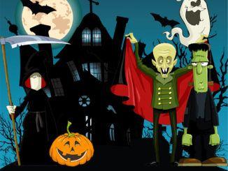halloweenfest børn