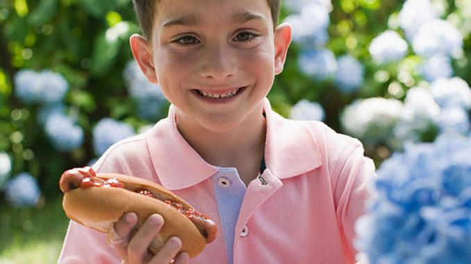 mad til børnefødselsdagen