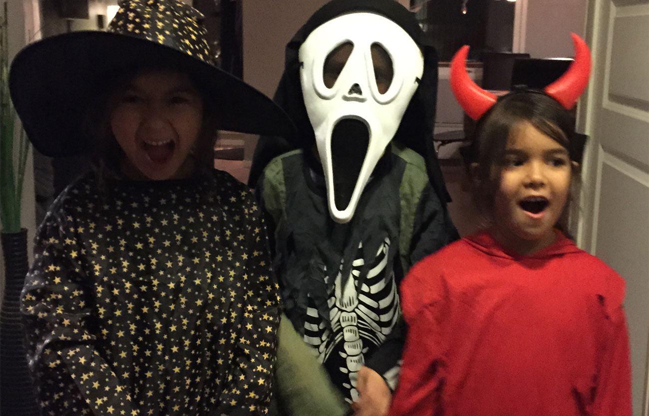halloween kostumer
