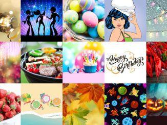 invitationer til fest og børnefødselsdag