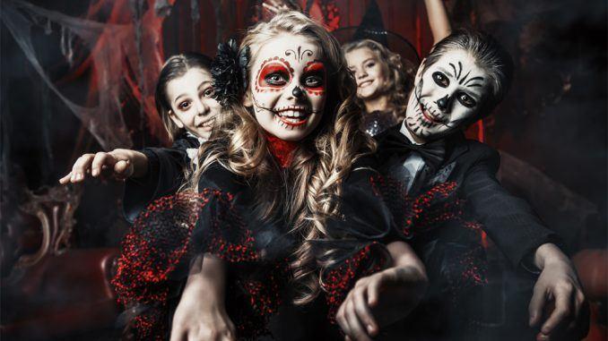halloweenfest for børn