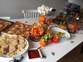halloween oppskrifter