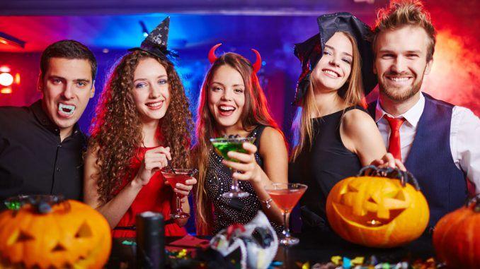 lege halloweenfest