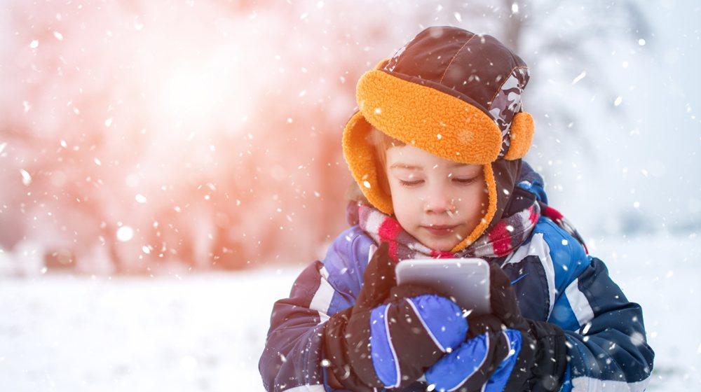 mobilskattejagt jul