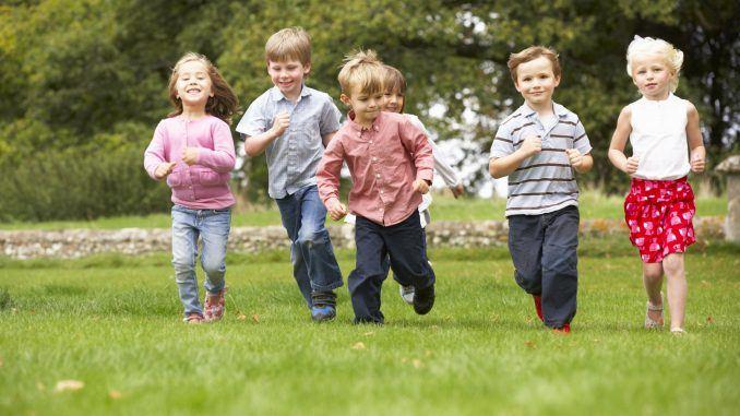 lege børnefødselsdag 4 år